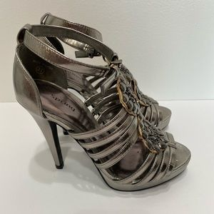 Shoes - Spring high heels size 37 (7) like new